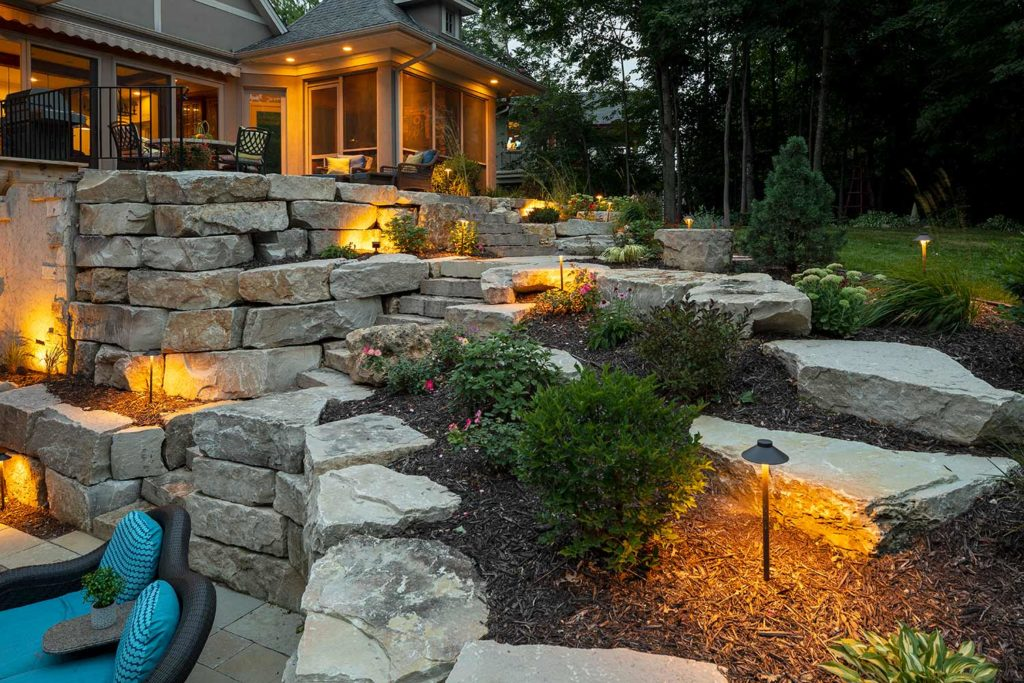 Landscape Lighting-Cypress TX Landscape Designs & Outdoor Living Areas-We offer Landscape Design, Outdoor Patios & Pergolas, Outdoor Living Spaces, Stonescapes, Residential & Commercial Landscaping, Irrigation Installation & Repairs, Drainage Systems, Landscape Lighting, Outdoor Living Spaces, Tree Service, Lawn Service, and more.