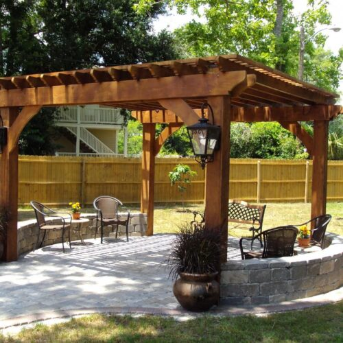 Outdoor Pergolas-Cypress TX Landscape Designs & Outdoor Living Areas-We offer Landscape Design, Outdoor Patios & Pergolas, Outdoor Living Spaces, Stonescapes, Residential & Commercial Landscaping, Irrigation Installation & Repairs, Drainage Systems, Landscape Lighting, Outdoor Living Spaces, Tree Service, Lawn Service, and more.